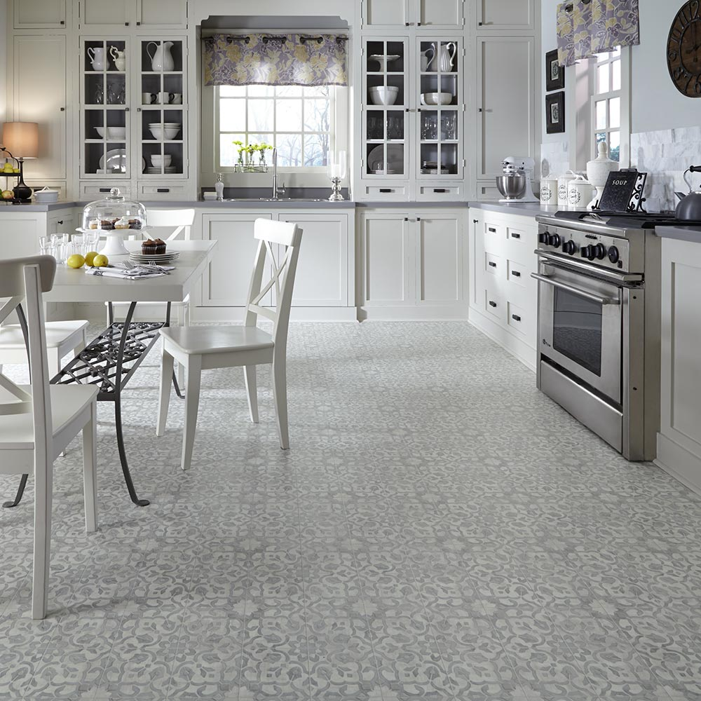 luxury vinyl tile flooring | West River Carpets