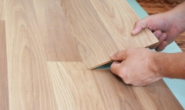 laminate installation | West River Carpets