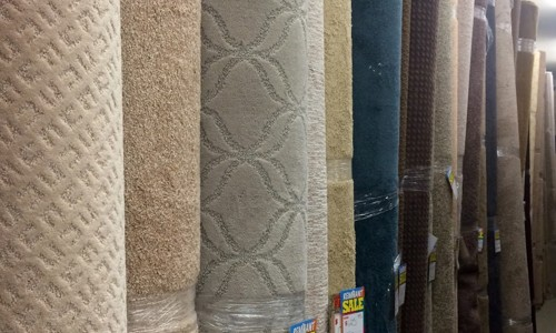 Carpet Flooring rolls