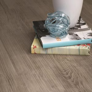 Books on Laminate floor | West River Carpets