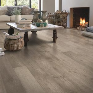 Fireside laminate flooring | West River Carpets