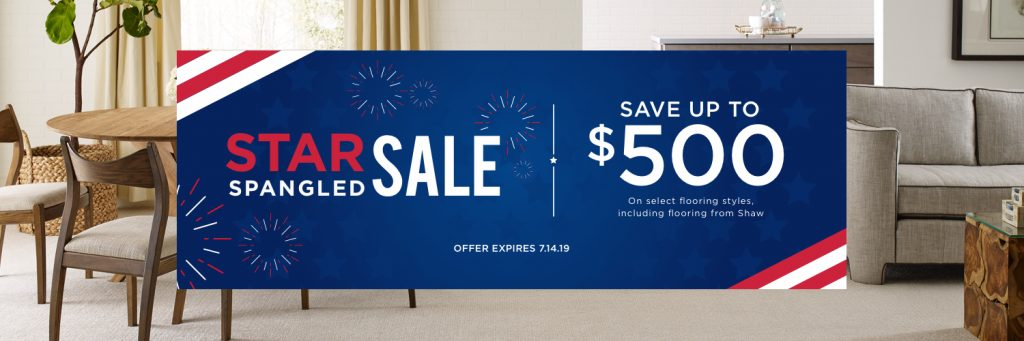 Star spangled sale | West River Carpets