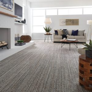 Spacious living room | West River Carpets
