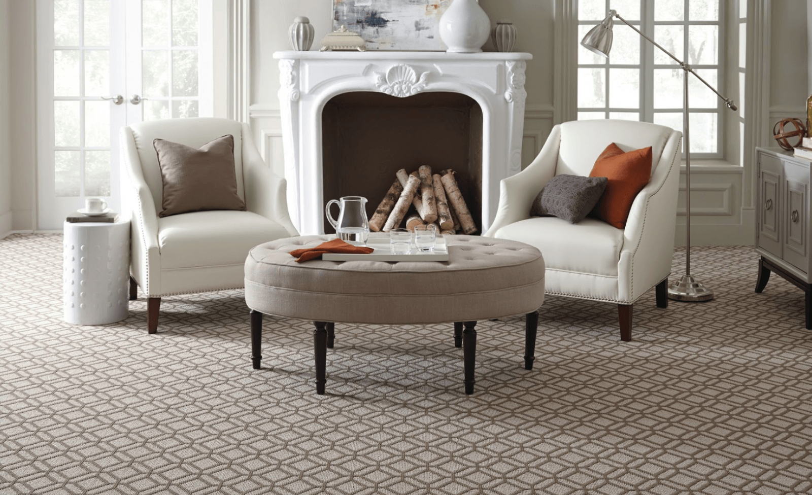 shaw floors castlewood oak hearth | West River Carpets