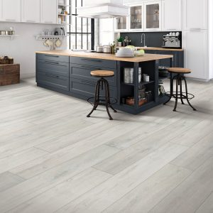 Countertop with Laminate flooring | West River Carpets