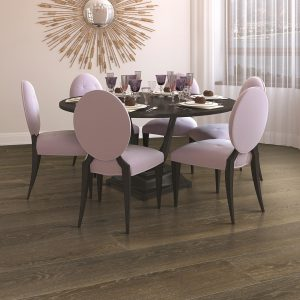 Modern dining room interior | West River Carpets