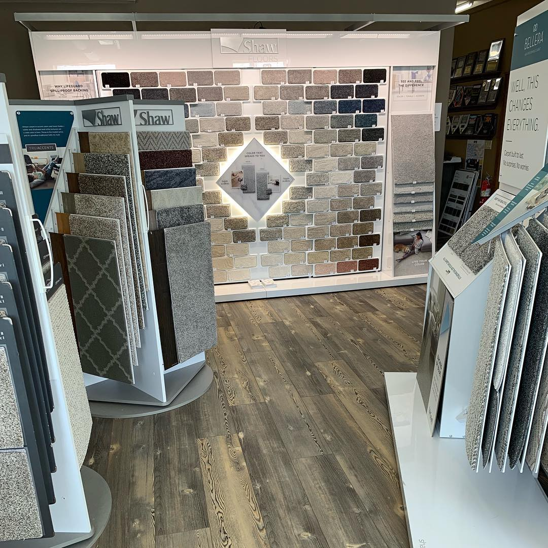 New Shaw Color Wall | West River Carpets