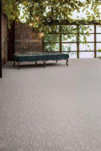 Bench on Carpet floor | West River Carpets