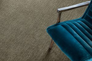 Chair on Carpet flooring | West River Carpets