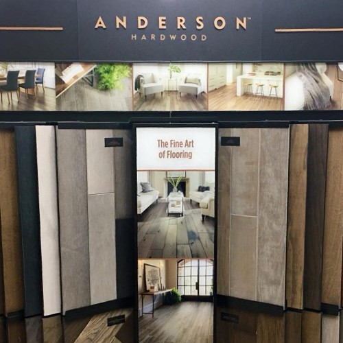 anderson hardwood | West River Carpets