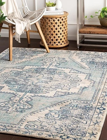 Karastan area rug | West River Carpets