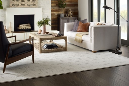 Living room interior | West River Carpets