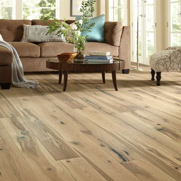 Guide to hardwood species | West River Carpets